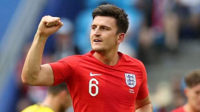 Maguire Joins Manchester as World's Most Expensive Defender