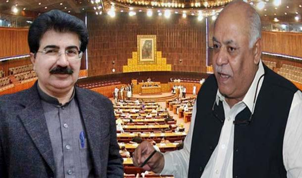 Voting For No-Confidence Against Chairman Senate Underway