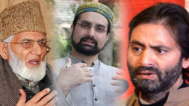 Hurriyat Leaders Appeal Kashmiris to Protest Against India's Move