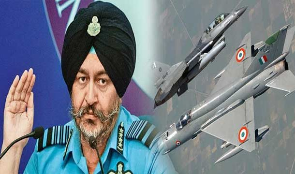 We Are Using 44 Years Old Aircrafts, IAF Chief Exposes His Force Weakness