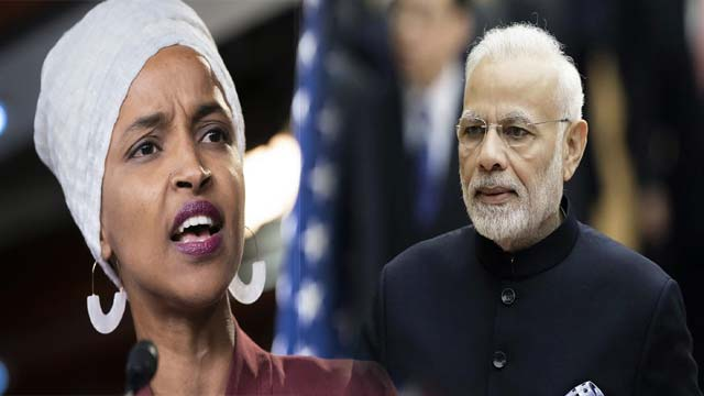 US Congresswoman Calls For Immediate De-Escalation In Kashmir