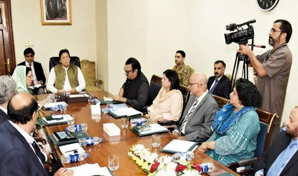 PM Imran Directs Ministries to Submit One-Year Performance Report