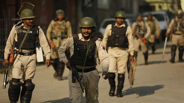 Indian Police Arrested Journalist of Occupied Kashmir