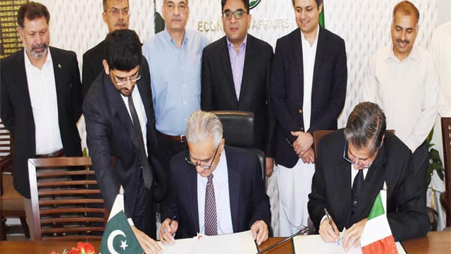 Italy–Pakistan Signed Agreement Worth €20.5M for Economic Development in Gilgit-Baltistan