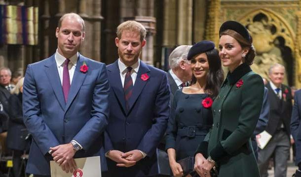 Kate Middleton And Prince William Announce New Charity Name