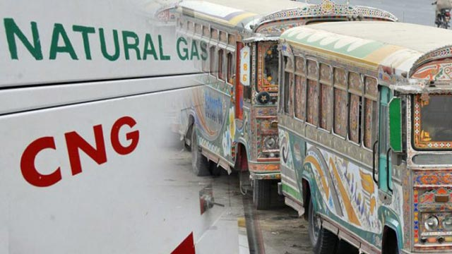 Vehicles Fueled by CNG, LPG Banned From Running on Roads