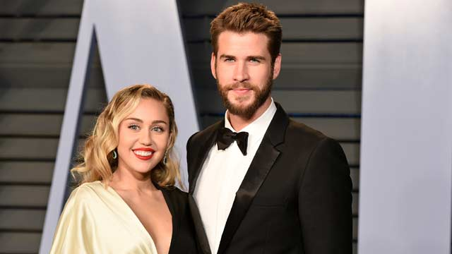 Fans Disappointed as Liam Hemsworth Files For Divorce From Miley Cyrus