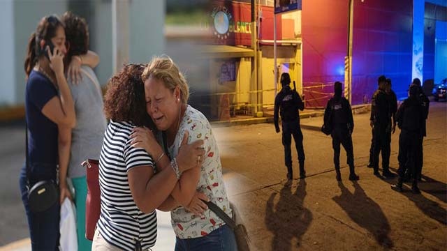 Mexico: At Least 26 Killed in Night Club Firing