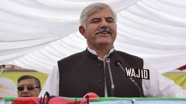 Mahmood Khan Inaugurates 132KV Grid Station in Mohmand