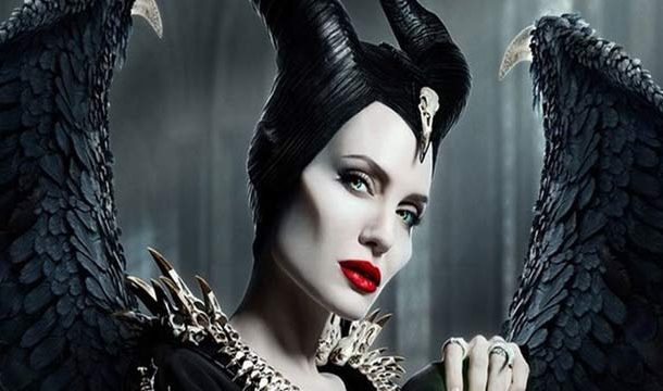 Angelina Jolie Stuns in Maleficent: Mistress of Evil Poster