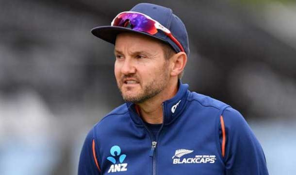Mike Hesson Not Interested in Pakistan's Coaching Job: NZ Media