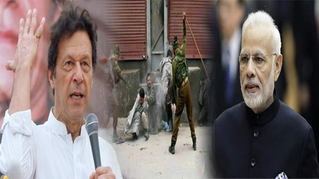 Pakistan Will Never Accept Indian Move to Annex Occupied Kashmir: PM