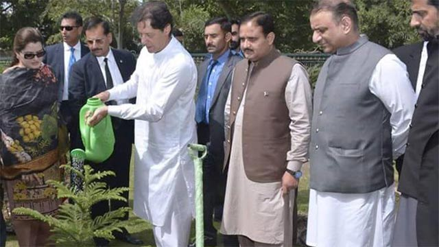 PM to Launch 10 billion Tree Plantation Campaign Today