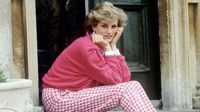 Remembering Fashion Icon 'Princess Diana'