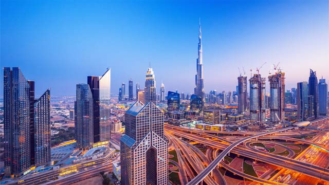 Prime Residential Property Prices fall in Dubai