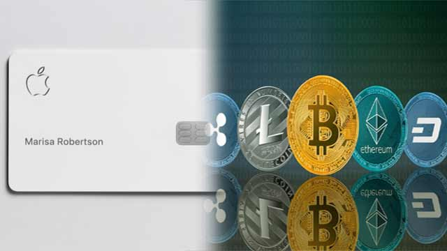 Purchase of Cryptocurrencies Banned on Apple Card
