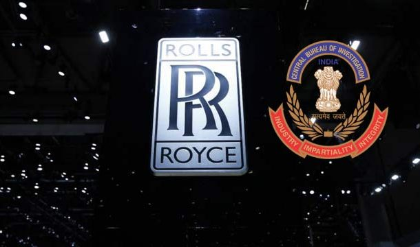 CBI To Probe Rolls Royce Over India Deals
