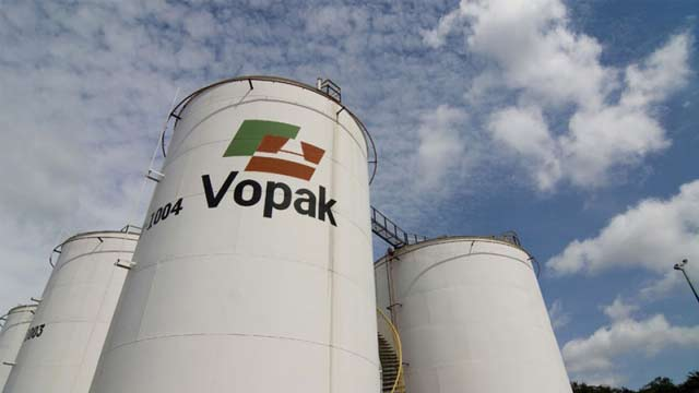 Royal Vopak to Invest $2.8 Billion in Pakistan