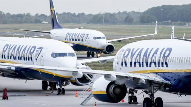 Ryanair's Strike Begins, Guaranteed Minimum Service