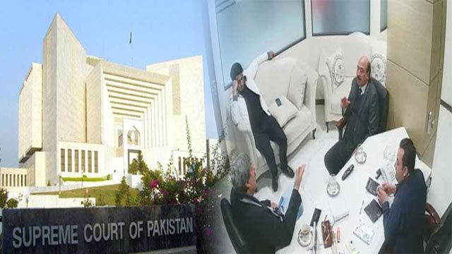 SC Verdict in Judge Video Scandal-Produce Video Before LHC to Get Benefit for Nawaz Sharif