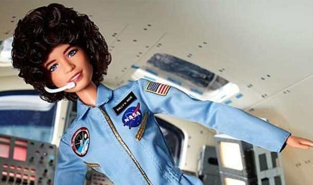 Sally Ride, NASA's First Female Astronaut Immortalized by Barbie