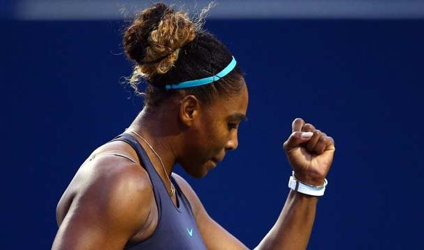 Serena Williams Beats Osaka to Reach Toronto Semis