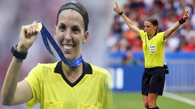 First Female Referee to Officiate Super Cup is Ready For Spotlight