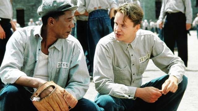Oscar-Nominated 'The Shawshank Redemption' to Be Re-Released After 25 Years