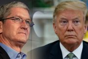 Tim Cook Warns Trump About China Tariffs