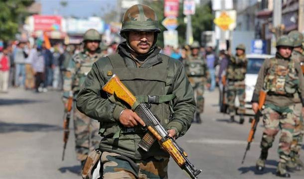 Today, Third Day of Curfew in IoK