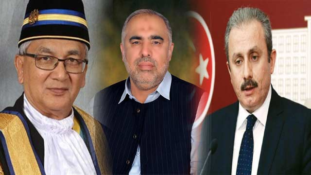 Turkish, Malaysian MPs Support Pakistan's Stance on Kashmir