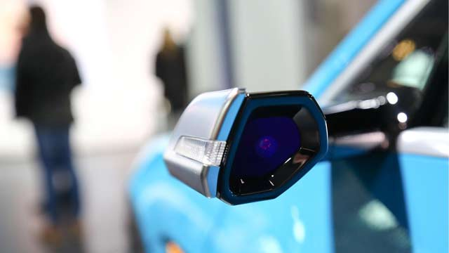U.S. National Highway Traffic Safety Test Camera-Based Systems in Automobiles