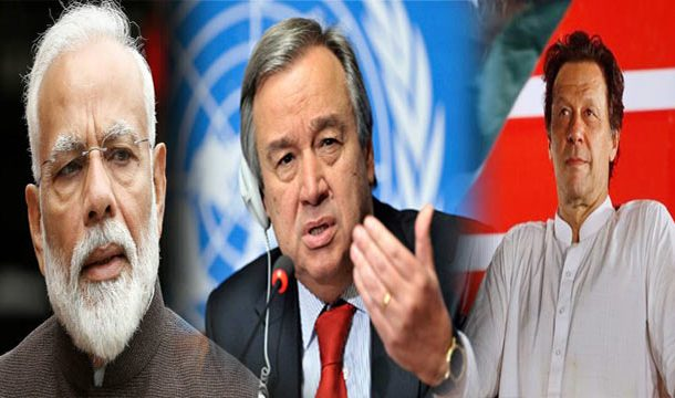 UN Urges India, Pakistan to Exercise Restraint as Kashmir Tensions Intensify
