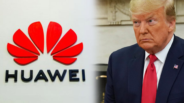 US Does not Want to Do Business with Huawei: Trump