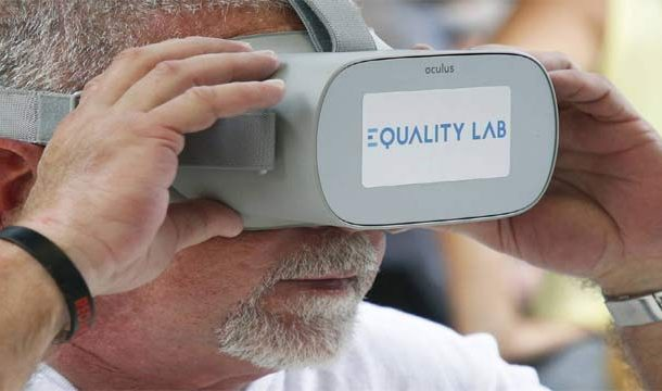US Seniors Fight Against Depression with Virtual Reality Glasses