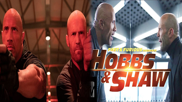 'Hobbs & Shaw' Leads Box Office With $181M Globally