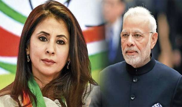 Urmila Matondkar Blasts Modi Govt. Over Kashmir Situation