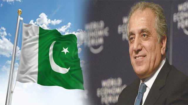 Zalmay Khalilzad to Arrive in Pakistan Today