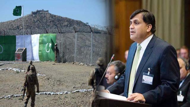 Pakistan Rejects Afghanistan's Allegations About Firing Incident