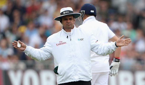 Pakistani Umpire 'Aleem Dar' Equals Steve Bucknor's World Record