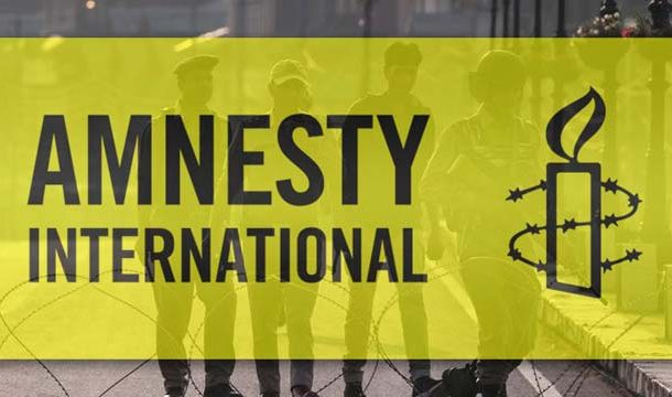 Amnesty International Demands Immediate Release of Political Leaders in Kashmir