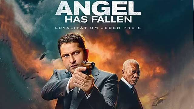 'Angel Has Fallen' Reaches the North American Box Office