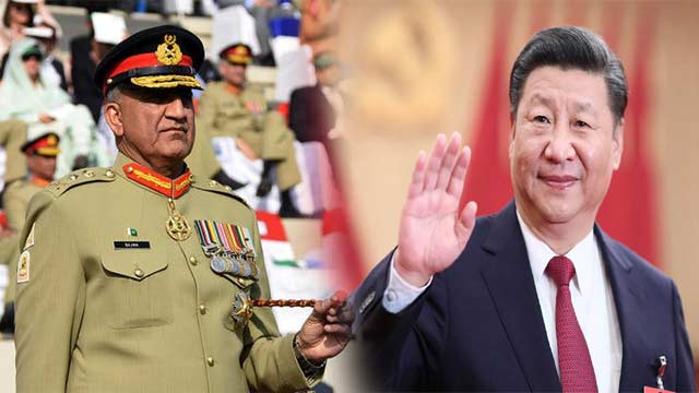 China Lauds General Bajwa, Welcomes Extension in His Tunure
