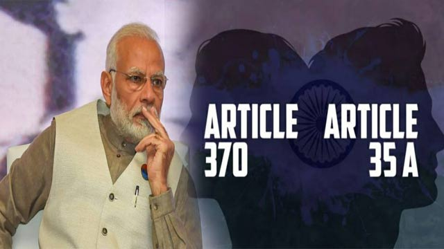 Kashmir's Special Status Ends as India Revokes Article 370