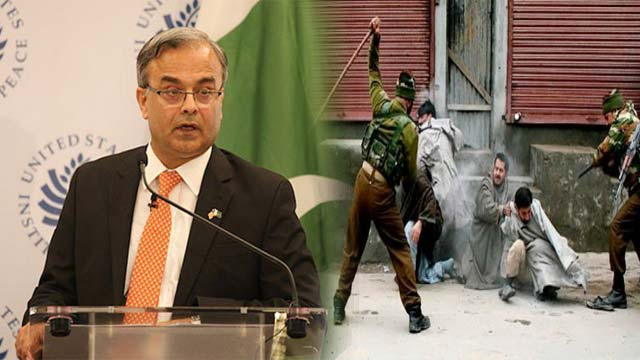 Unrest in Kashmir is Threat to Peace, Security Of World: Asad Majeed