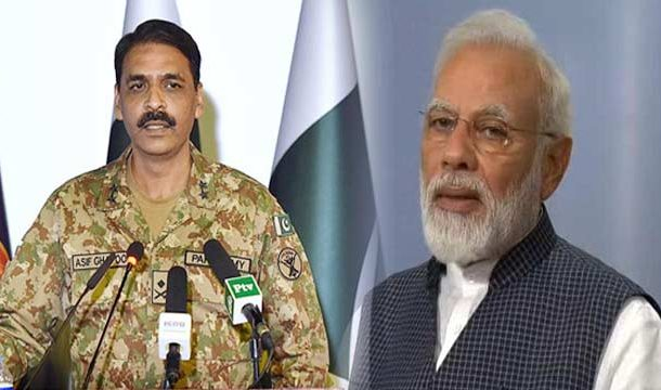 Pakistan Warns India of Stern Action in Case of  Any Misadventure