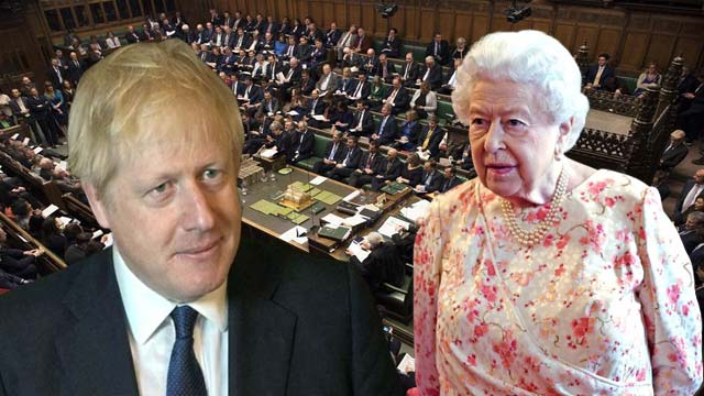 Queen Elizabeth Approves Suspension of British Parliament