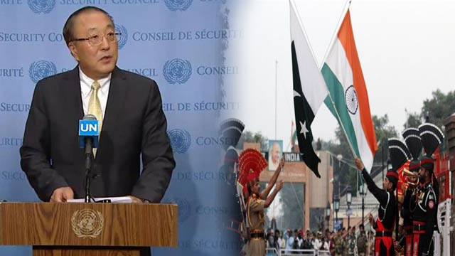 UNSC Expresses Deep Concerns Over Kashmir Situation: Chinese Envoy