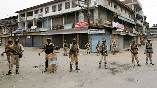 Kashmir Remains Under Severe Military Siege on Consecutive 26th Day