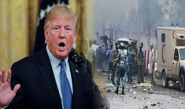 Trump Again Warns to Wipe Afghanistan Within Days